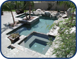 Modern In-Ground Pools